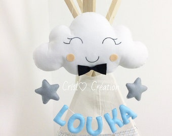 Louka cloud Garland