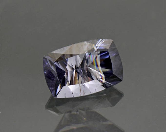 Lovely Silvery Purple Tourmaline Gemstone from Brazil 1.71 cts.