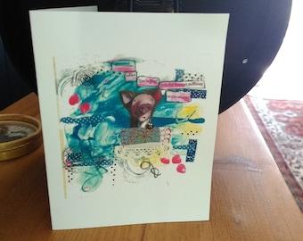 Handmade Fun Greeting Card