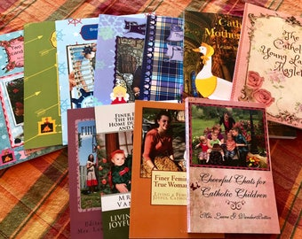 Special Package of 10 Books by Leane VanderPutten! Includes 10 Books....without Advent Journal!