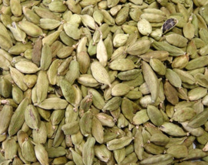 Cardamom Pods, Green - Certified Organic