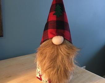Nordic lumberjack Camp Gnome
