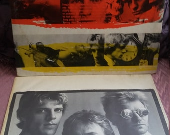 The Police - Synchronicity - 1983 A&M Records - Vintage Vinyl LP Record