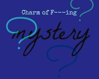 Mystery charm surprise charm grab bag random fcuking charm cuss word curse word