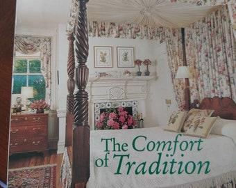 Vintage Colonial Homes Magazine