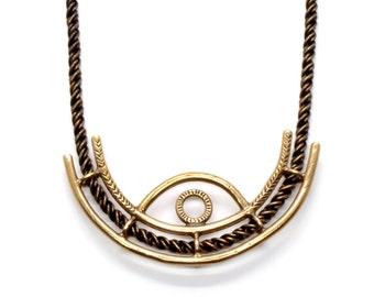 Horizon Eye Necklace