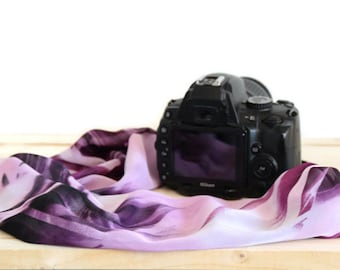 scarf strap camera photography - Customized Strap for Nikon, Canon -  woman gift, photographer shoulder strap, Camera strap For photographer
