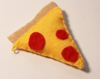 Pizza Catnip Toy