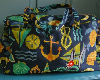 Custom Wet Bag Tote Beach Bag...The Tate Collection