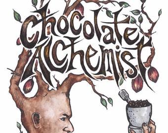 Cacao Micronibs, Handground, Raw, Peru + DR + Mexico + Ecuador, Organically Grown, Direct Trade, Small Batch, Hand Processed, Chocolate