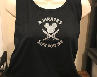 PIRATES LIFE - Size XL Tank