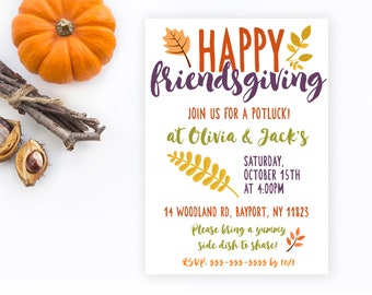 Friendsgiving friendsgiving invites friendsgiving potluck invitation friendsgiving thanksgiving invitation digital invites pumpkin invitation friendsgiving invitation potluck 521 thecheapjerseys Image collections