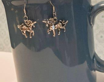 Hypoallergenic Unicorn Earrings