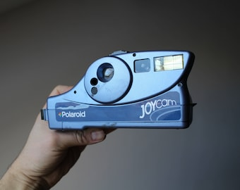 Vintage Polaroid Joycam Camera, Instant photo, Polaroid Camera, Vintage Camera, Retro Camera, Retro photo Camera, Polaroid Joycam