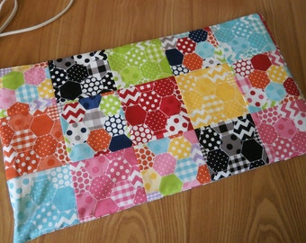 PDF Pattern, Electric Heating Pad Cover Pattern with cord cozy, instant download