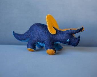 Triceratops - Dinosaur Sewing Kit