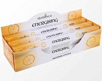 Elements Energising incense