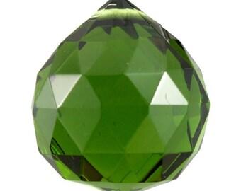 20mm Emerald 9550 Chandelier Drop