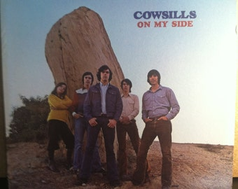 The Cowsills On My Side Vinyl Pop Rock Record Album