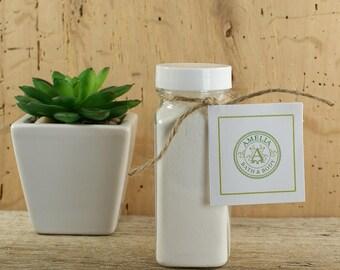 Milk Bath | Vegan Product, Coconut Milk Bath Soak, Bath Product, Lavender Powder, Foaming Product | Lavender Milk Bath Powder