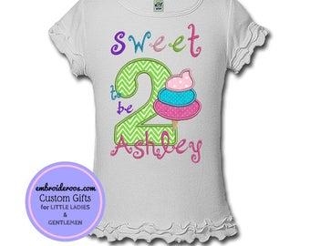 Sweet To Be Cupcake