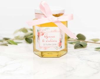 Honeypot 125 gr for wedding gift