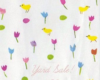 Yard Sale 35 zine