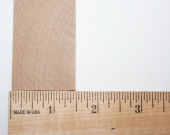 "25- 2-1/4""x 1-1/2"" Unfinished Wooden Rectangles-  Craft Wood, DIY Craft, Wood Tiles, Rectangle, Wood Shapes, Wood Blanks, Jewelry Supplies"