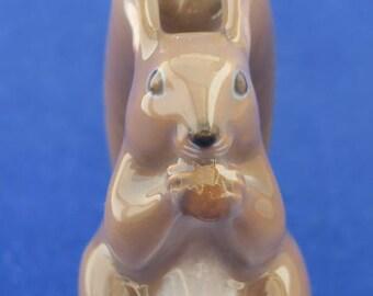 Royal Copenhagen Squirrel with Nut  982