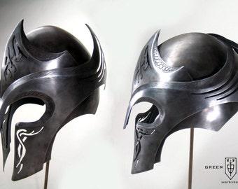 Elven helmet of the First age