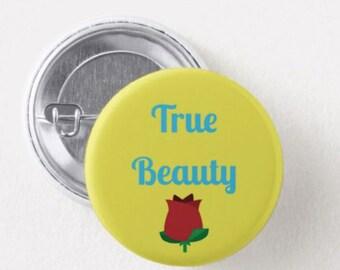 True Beauty Button
