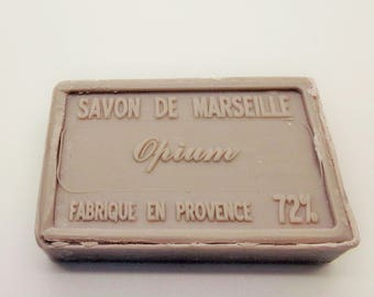 Soap of Marseille Opium fragrance