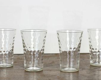 Darling Dappled Dainty Drinking Glasses