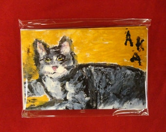 NEW 6 MONTH SUBSCRIPTION to Dandy Note Card Membership.  Get an art card each monnth for 6 months