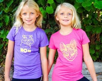 Gift for Daughter, Gift for Girls, Gift Tshirt, Girls TShirt, Daughter Shirt, Hamster Shirt, Hamster Tee