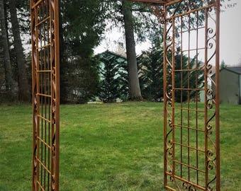 Garden Arbor, Victoria Garden Arbor, Arbors,