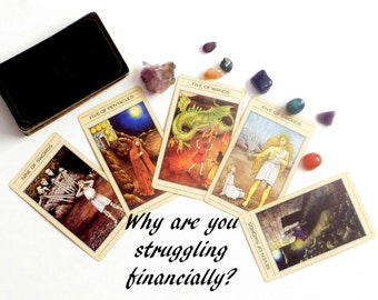 Financial Planner Tarot Card Reading, Oracle Cards Same Day Reading, Advise Cards Tarot Reading, Psychic Reading,  Clairvoyant Life Coaching