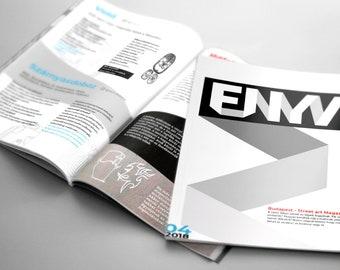 Enyv Magazine No.01.