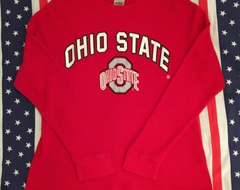 Ohio State Vintage top size large