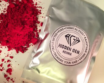 100g Red Kamala Powder