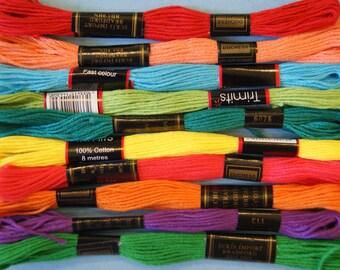 Embroidery Thread Bundle