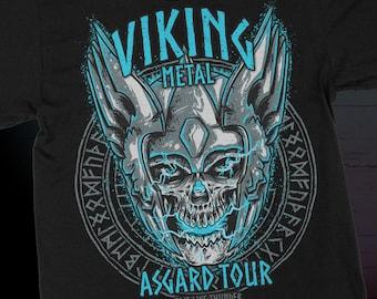 Viking Metal Asgard Tour - Thor T-Shirt