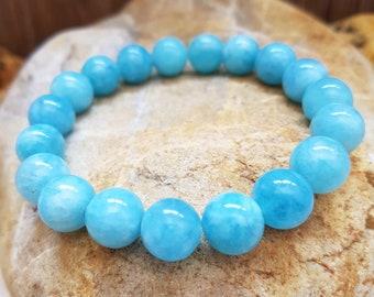 Women's bracelet, handmade bracelet, yoga bracelet, beads bracelet, yoga jewelry, minimal jewelry, chakra bracelet, spiritual gift, Classic