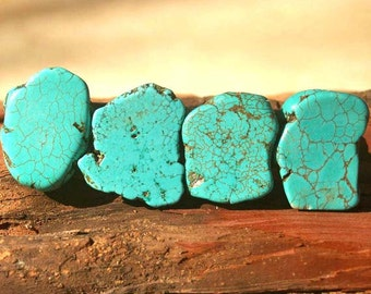 Knobs, Stone Cabinet Pulls, Turquoise, Stone Cabinet Knobs, Kitchen Knobs and Pulls, Southwest Decor