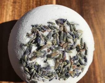 Bath bomb, Lavender