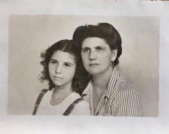 Original Vintage Photograph So Dear To My Heart 1946