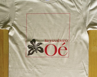Kenzaburo Oe tee/T-shirt