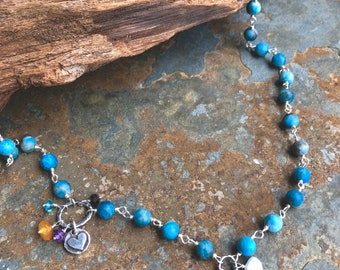 Island Blues Necklace