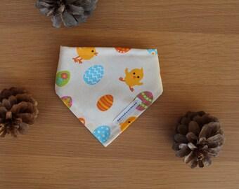 EasterFun- custom sized pet bandana