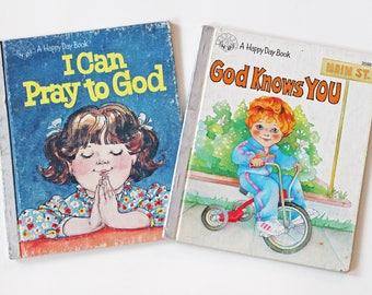 Vintage Happy Day Books 1981 & 1982